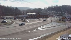 view from Electric Avenue - Lewistown on 2018-01-09