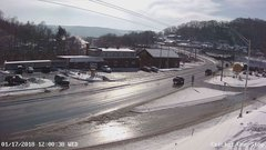 view from Electric Avenue - Lewistown on 2018-01-17