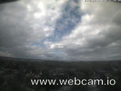 view from Wasserturm Wedel on 2017-04-18