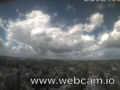 view from Wasserturm Wedel on 2017-06-26