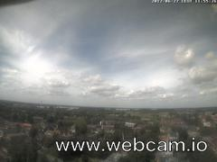 view from Wasserturm Wedel on 2017-06-27