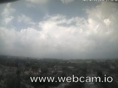 view from Wasserturm Wedel on 2017-07-11