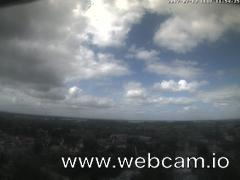 view from Wasserturm Wedel on 2017-07-13