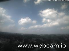 view from Wasserturm Wedel on 2017-08-09