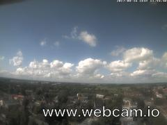 view from Wasserturm Wedel on 2017-08-16