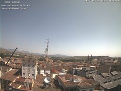 view from LOGROÑO on 2017-06-14