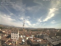 view from LOGROÑO on 2017-08-07