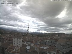 view from LOGROÑO on 2017-08-09