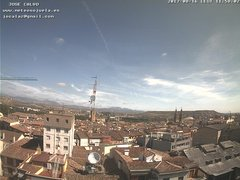 view from LOGROÑO on 2017-08-16