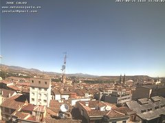 view from LOGROÑO on 2017-08-21