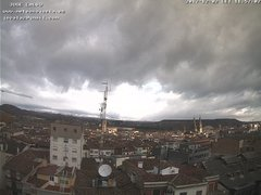 view from LOGROÑO on 2017-12-02