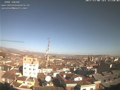view from LOGROÑO on 2017-12-06