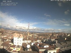 view from LOGROÑO on 2017-12-09