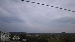 view from MeteoReocín on 2017-10-17