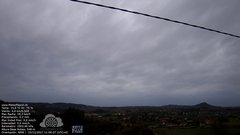 view from MeteoReocín on 2017-12-10