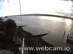 view from Willkommhöft Osten on 2017-12-04