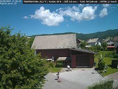 view from VREME ŽIRI-cam-1-SV on 2017-06-26