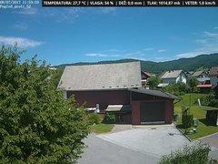 view from VREME ŽIRI-cam-1-SV on 2017-07-08
