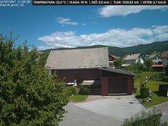 view from VREME ŽIRI-cam-1-SV on 2017-07-16