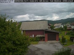 view from VREME ŽIRI-cam-1-SV on 2017-07-24