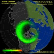 view from Aurora Forecast on 2017-10-17