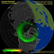 view from Aurora Forecast on 2017-12-10