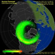 view from Aurora Forecast on 2017-12-11