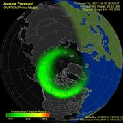 view from Aurora Forecast on 2017-12-13