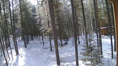 view from Cabin on 2018-01-20