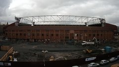 view from Hearts FC 2 on 2017-03-06