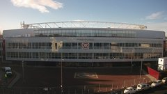 view from Hearts FC 2 on 2017-11-27