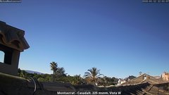 view from Montserrat - Casadalt 2(Valencia - Spain) on 2018-01-12