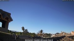 view from Montserrat - Casadalt 2(Valencia - Spain) on 2018-01-16