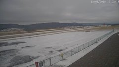 view from Mifflin County Airport (east) on 2018-01-15