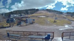 view from Angel Fire Resort - Base on 2017-11-08