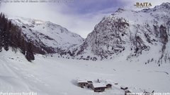 view from Val di Rèzzalo NE on 2017-12-18