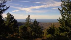view from Kings Mountain on 2017-12-27