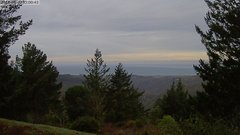 view from Kings Mountain on 2018-01-07