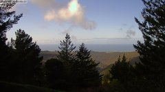 view from Kings Mountain on 2018-01-22