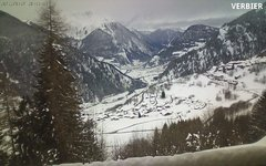 view from Verbier2 on 2017-12-11