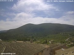 view from Benillup - Serra d'Almudaina on 2017-05-29