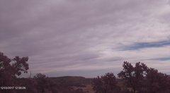 view from West Rabbit Gulch, Duchesne County, UT on 2017-12-03