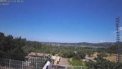 view from Agres - Bonell, el Comtat on 2017-05-29