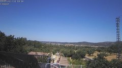 view from Agres - Bonell, el Comtat on 2017-07-12