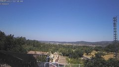 view from Agres - Bonell, el Comtat on 2017-07-14