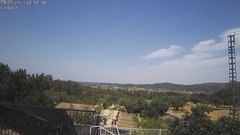 view from Agres - Bonell, el Comtat on 2017-07-19