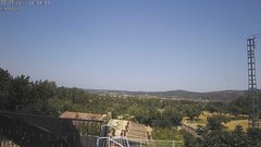 view from Agres - Bonell, el Comtat on 2017-07-31