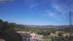 view from Agres - Bonell, el Comtat on 2017-08-04