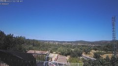 view from Agres - Bonell, el Comtat on 2017-08-10