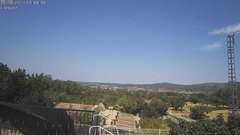 view from Agres - Bonell, el Comtat on 2017-08-16